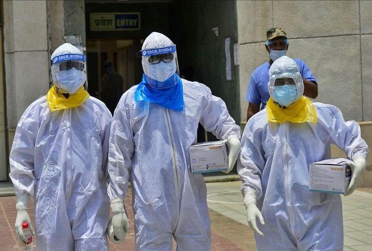 भारत में कोरोना वायरस