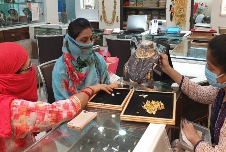 Covid 19 Effect On jewellery business in lucknow