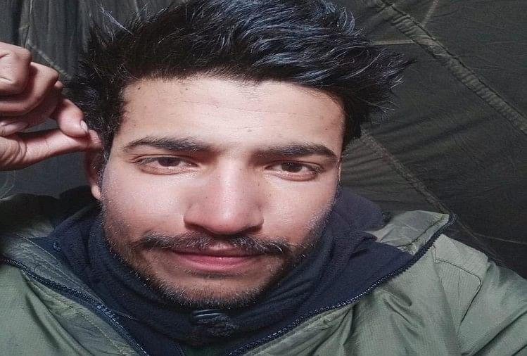 शहीद अंकुश ठाकुर का फाइल फोटो