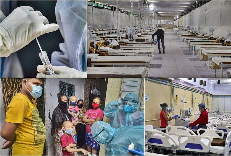 Coronavirus In India Live Updates News In Hindi Covid19 18th June Unlock1 Day Eighteen, Corona Pandemic, Delhi, Maharashtra, Madhya Pradesh, Bihar, Kerala - Coronavirus In India Live Updates: मुंबई में आज संक्रमण