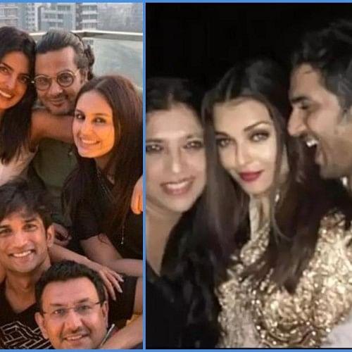 Aishwarya Rai Bachchan Parties With Abhishek Ex Girlfriend ...