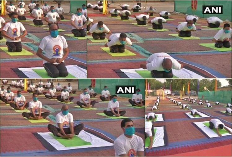 International Yoga Day 2020 Live Updates: लद्दाख में 18 हजार फीट की ऊंचाई पर आईटीबीपी के जवानों ने किया योगाभ्यास