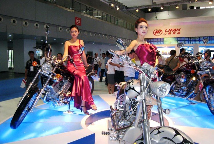China Bike fair