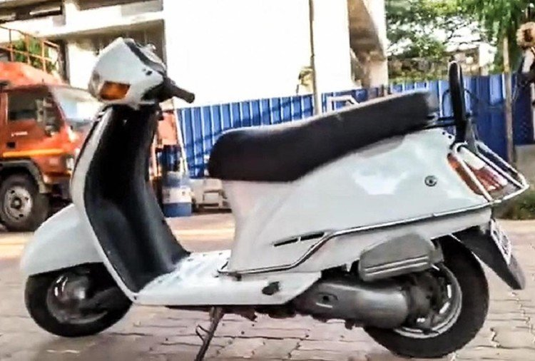 Honda Activa Electric Scooter Modified