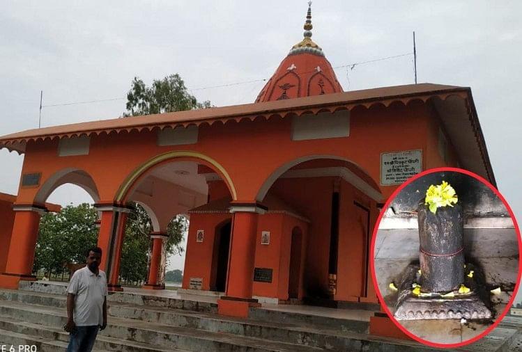 प्राचीन शिव मंदिर।