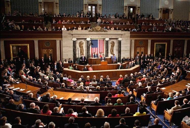 अमेरिकी संसद ने हांगकांग के मसले पर चीन पर प्रतिबंध लगाने वाला विधेयक पारित किया