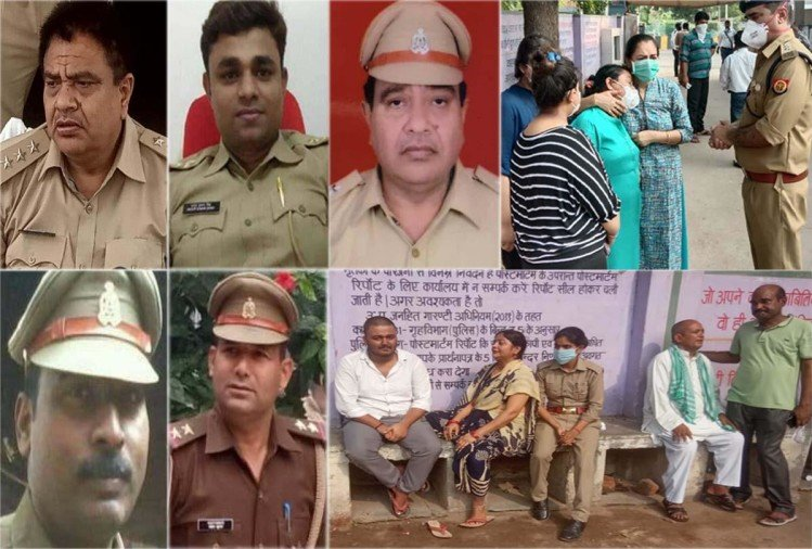Kanpur Encounter History Sheeter Vikas And Criminals Fired On ...