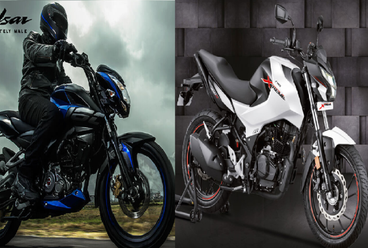Hero Xtreme 160R vs Bajaj Pulsar NS160