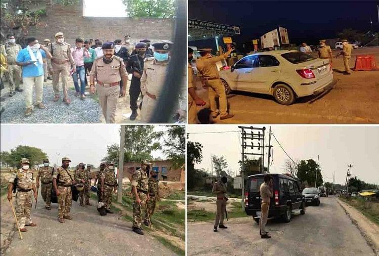 Kanpur Encounter News Live Updates: ऑपरेशन विकास दुबे खत्म होने तक घटनास्थल पर ही कैंप करें अधिकारी:सीएम योगी