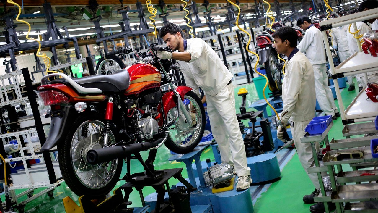 Bike Manufacturing Plant