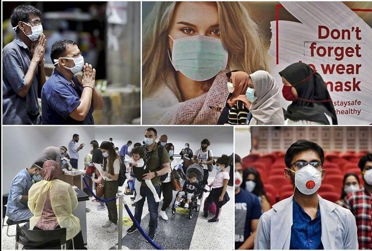 Coronavirus Updates: ज्योतिरादित्य सिंधिया के पीए कोरोना पॉजिटिव, मंत्रियों के शपथ ग्रहण समारोह में थे मौजूद - अमर उजाला