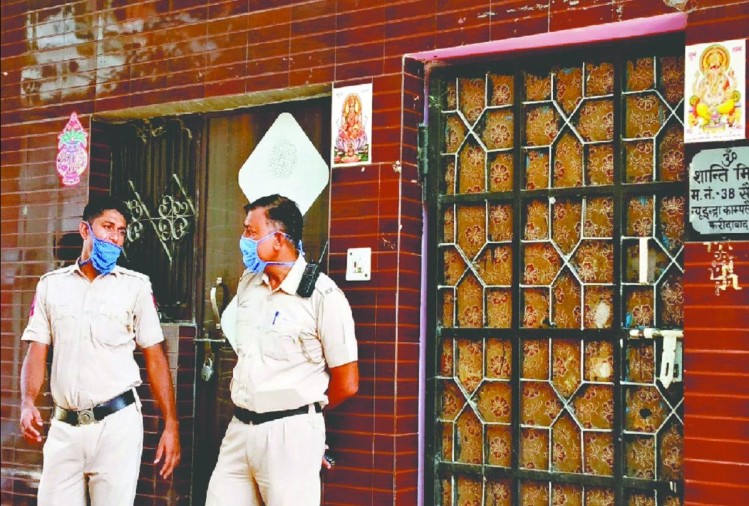 बस जरा देर पहले पहुंचती पुलिस तो हो जाती विकास से भिड़ंत …इंद्रा कांप्लेक्स के बाहर से ही ऑटो में फरार हुआ दुबे