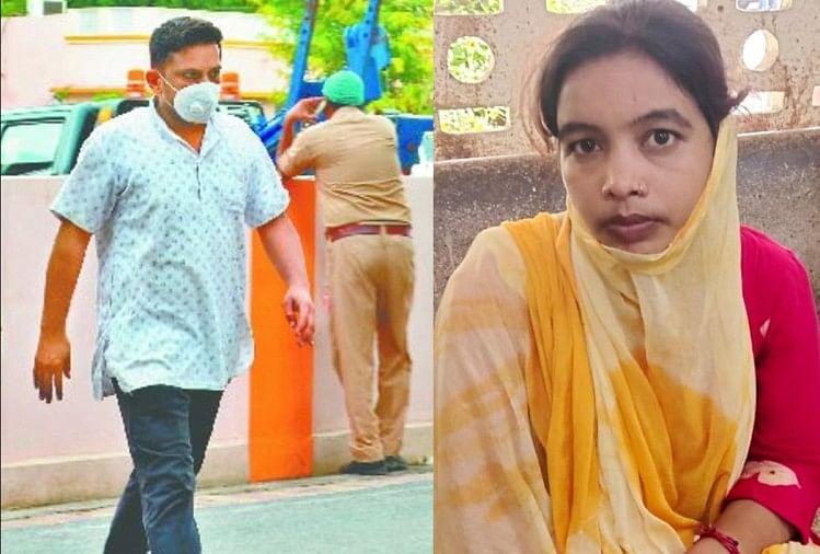 आरोपी राहुल आनंद और सरगना नीलम