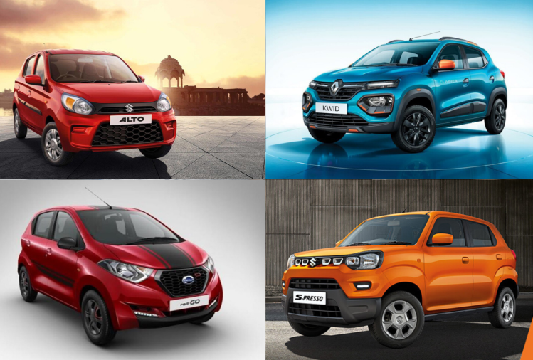 Best Selling Entry Level Hatchback Cars
