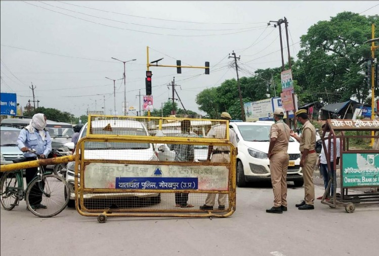 gorakhpur lockdown