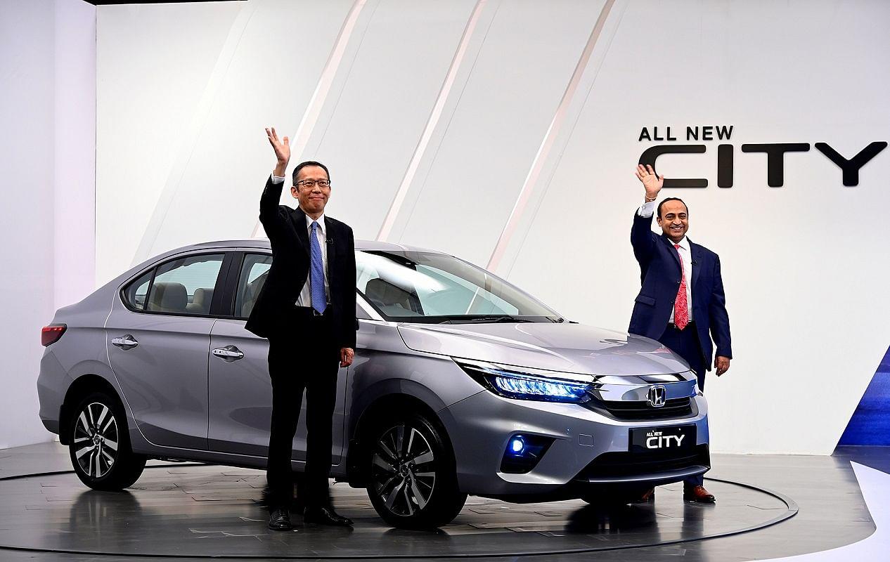 Honda City 2020 5th Generation