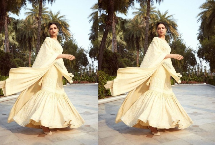 Deepika Padukone Look Glamorous Without High Heels ...
