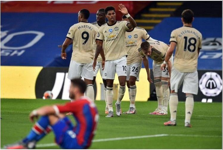 Leicester And Manchester United Win Premier League Thrilling Turn – लीस्टर और मैनचेस्टर यूनाईटेड की जीत से इंग्लिश प्रीमियर लीग रोमांचक मोड़ पर