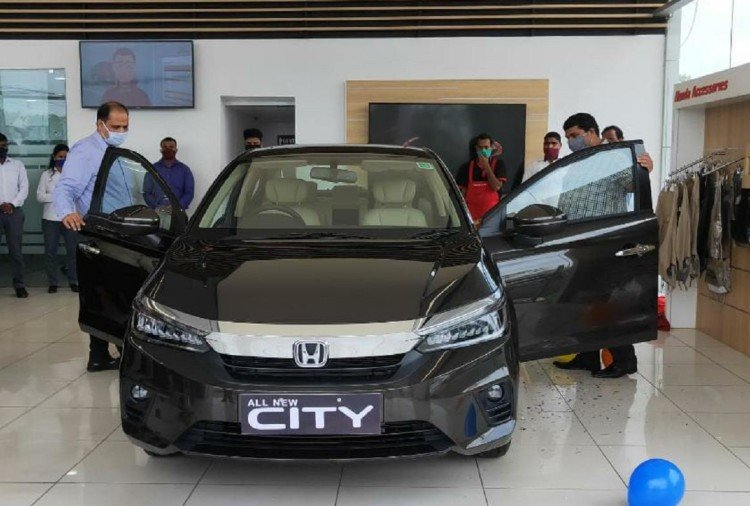 New 2020 Honda City