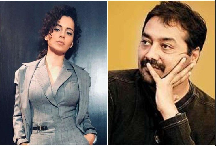 Anurag Kashyap said  Kangana better would be u go and fight on china border.