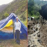 Disaster in Pithoragarh Uttarakhand: Nine Dead bodies Recovered till now, villagers spent night in tent