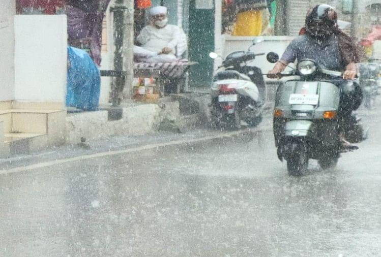 कई जिलों में आज भी बारिश के आसार, मलबा आने से 158 सड़कें बंद