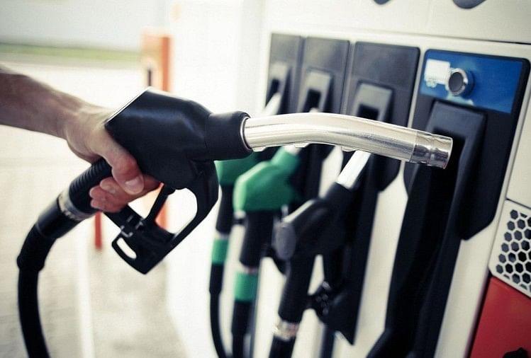 पेट्रोल-डीजल के दाम, जानिए कितनी हैं कीमतें
