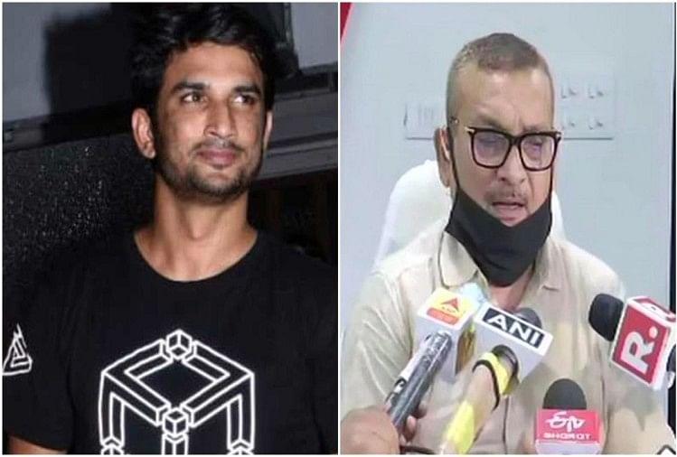 बिहार डीजीपी ने उठाए मुंबई पुलिस की जांच पर सवाल, पूछा- सुशांत के बैंक अकाउंट से 50 करोड़ रुपये निकालने की जांच क्यों नहीं हुई? - अमर उजाला