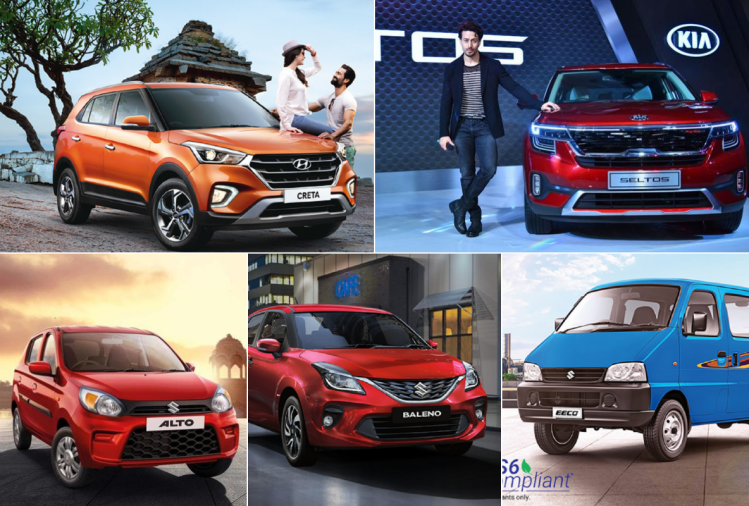 Best Selling Cars July 2020