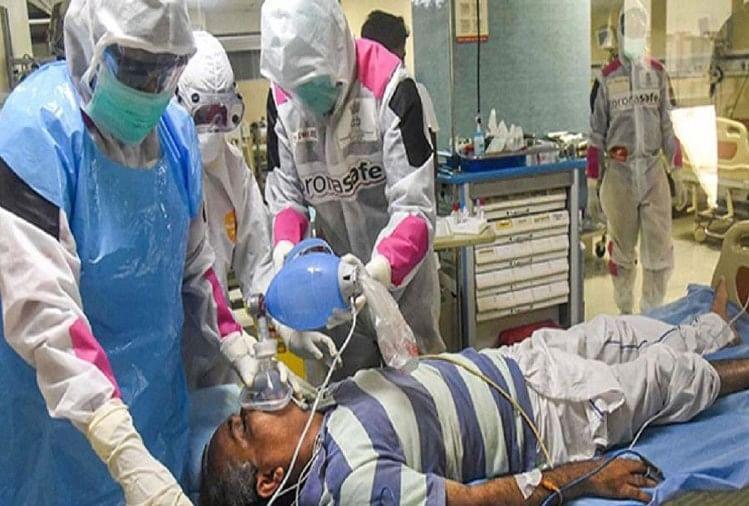 Coronavirus In India, Number Of Corona Positive Cases In India Crossed 29  Lakhs, Death Toll In India Reaches More Than 54 Thousand - देश में 30 लाख  के करीब पहुंची संक्रमितों की