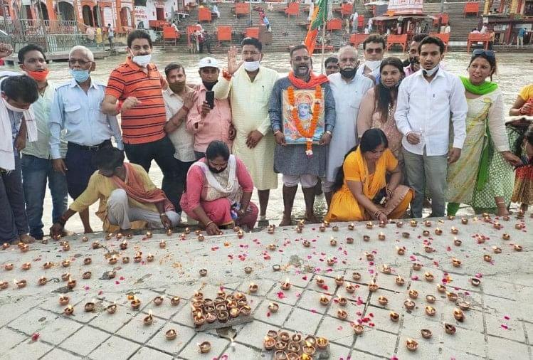 Ram Mandir Bhoomi Pujan: सीएम त्रिवेंद्र की अपील, कल घरों में मनाएं दीपावली, जलाएं दीये