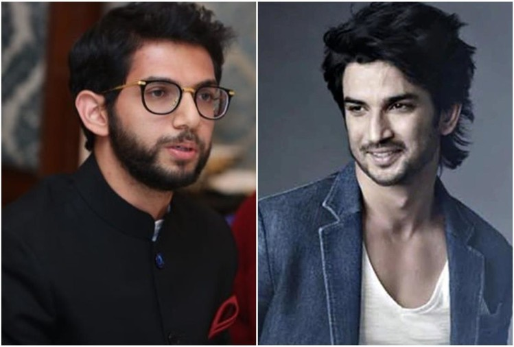 Aditya Thackeray Possibly Reaction Reason Over Sushant Singh ...