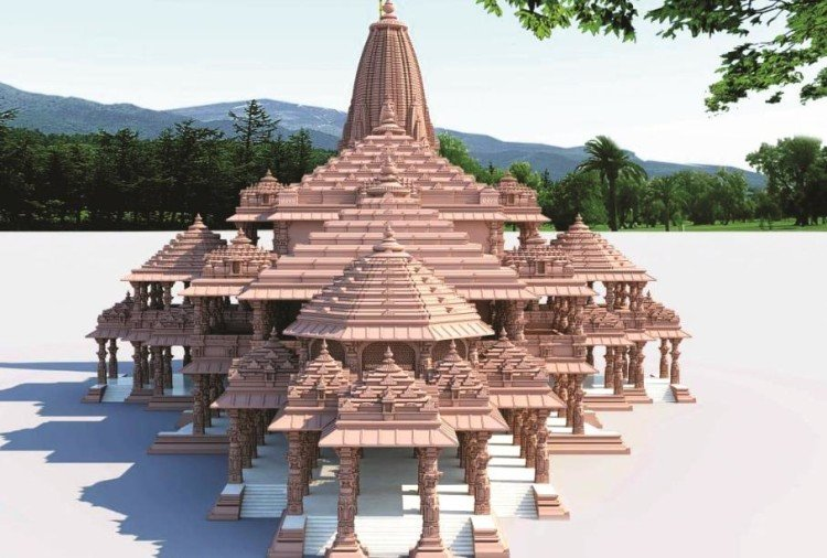 This is how Ram temple of Ayodhya will look like.