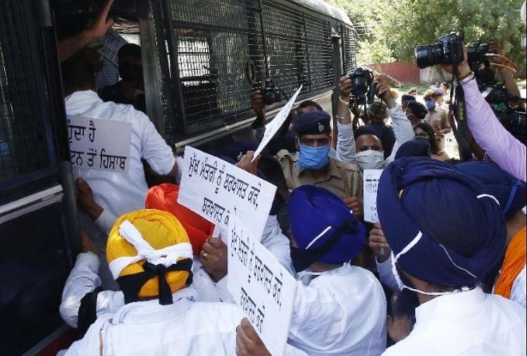 शराब त्रासदी : अकाली नेता  गिरफ्तार, भाजपा और आप ने साधा सरकार पर निशाना