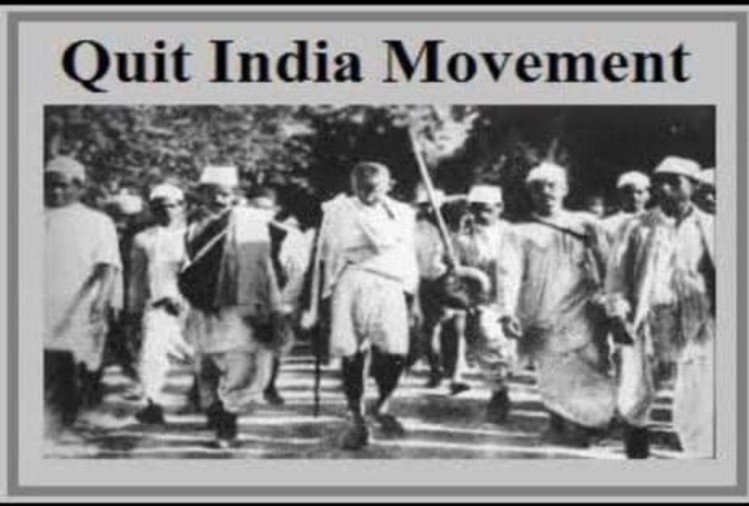 August Movement Quit India Movement top facts about the major milestone quit india movement 1942