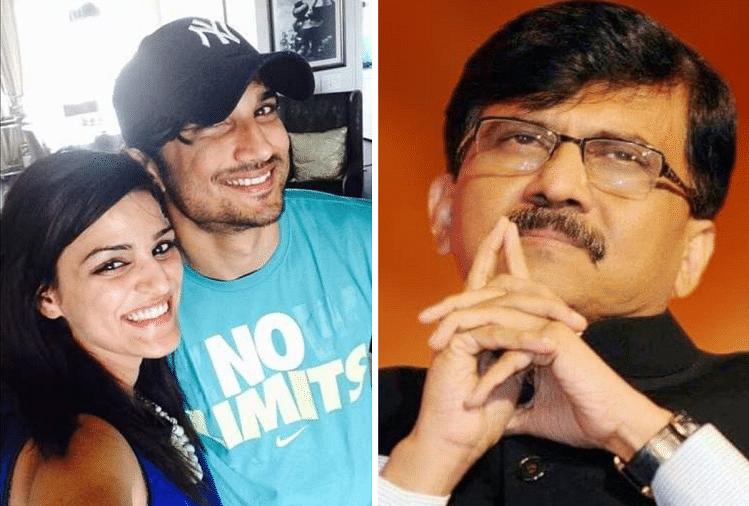सुशांत की बहन ने बिना नाम लिए संजय राउत को दिया जवाब, ट्वीट कर लिखी ये बड़ी बात - अमर उजाला