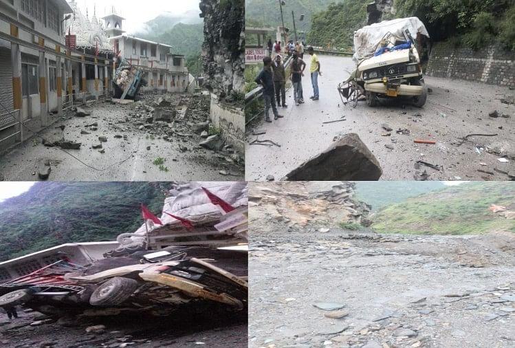हिमाचल में मानसून का कहर, प्रशासन ने सावधानी बरतने की अपील की