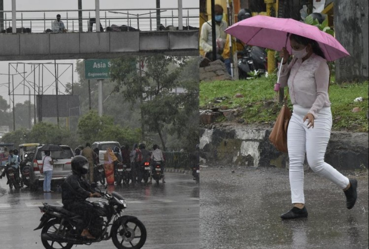 lucknow weather Update: maximum temperature go down