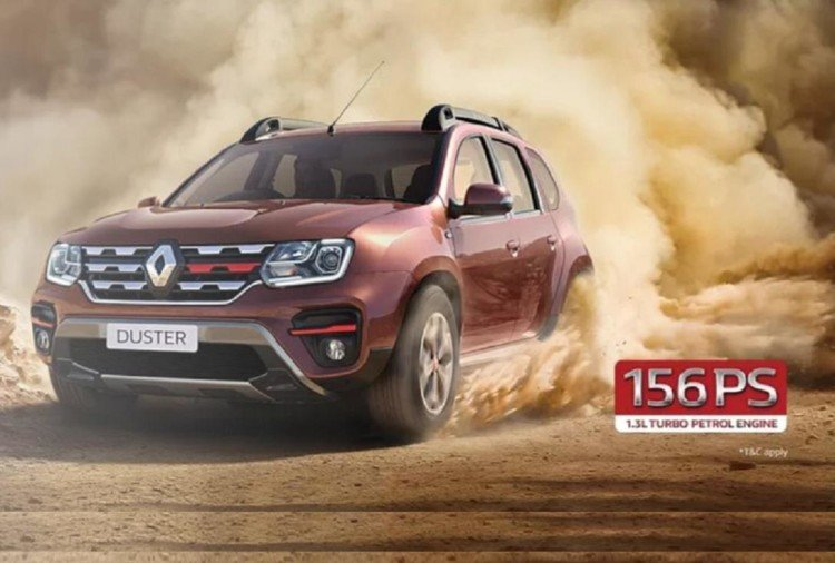 Renault Duster Turbo 2020