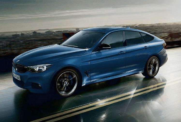 BMW 2020 3 Series GT Shadow Edition