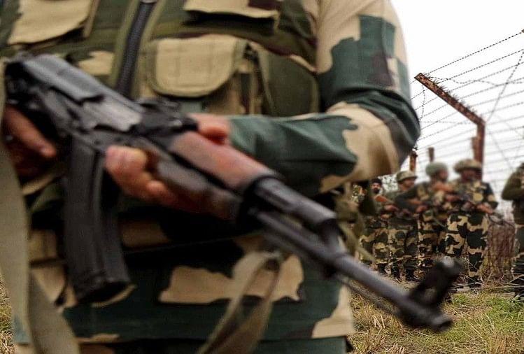 सेना ने पाकिस्तानी घुसपैठिया को मार गिराया, माछिल में घुसपैठ की कोशिश की नाकाम
