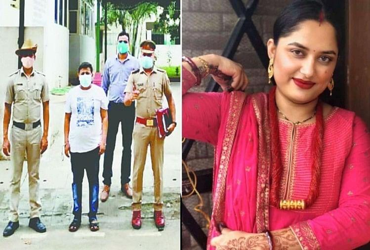 कोख के सौदागर: पुलिस की गिरफ्त में विष्णुकांत (बायें)  नेपाल की अस्मिता (दायें)