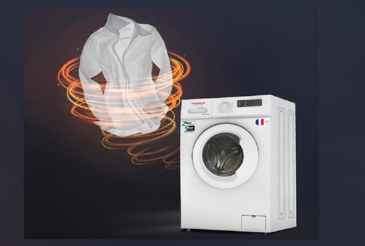 Thomson Forays Into Premium Affordable Fully Automatic Washing Machines Segment In India Launches India's Most Affordable Premium Front Load Washing Machine – Thomson ने भारत में लॉन्च किए तीन फुली ऑटोमेटिक वॉशिंग मशीन