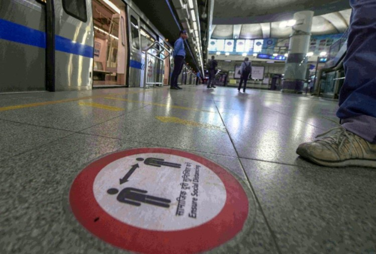 दिल्ली मेट्रोः लाल किला स्टेशन के प्रवेश और निकास द्वार बंद, जामा मस्जिद मेट्रो में प्रवेश पर रोक