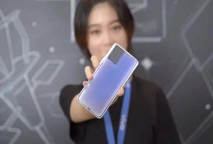 Vivo Teases A Phone With Automatic Colour Changing Back Panel – Vivo ला रही है अनोखा स्मार्टफोन, अपने आप बदल जाएगा फोन का रंग