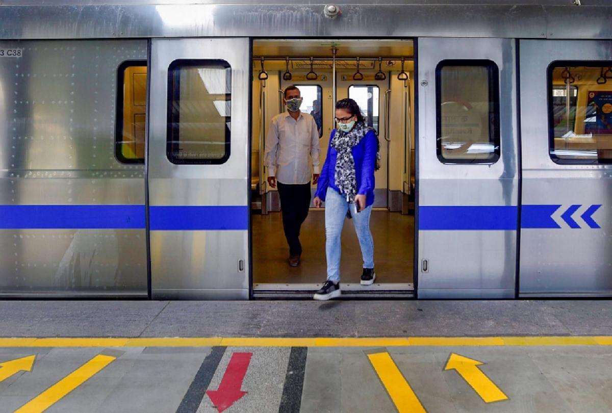 Exit Gates Of Khan Market, Supreme Court, Central Secretariat And Mandi  House Are Closed - इन चार मेट्रो स्टेशन के निकास द्वार बंद, प्रवेश और  इंटरचेंज पर नहींं है रोक - Amar Ujala Hindi ...