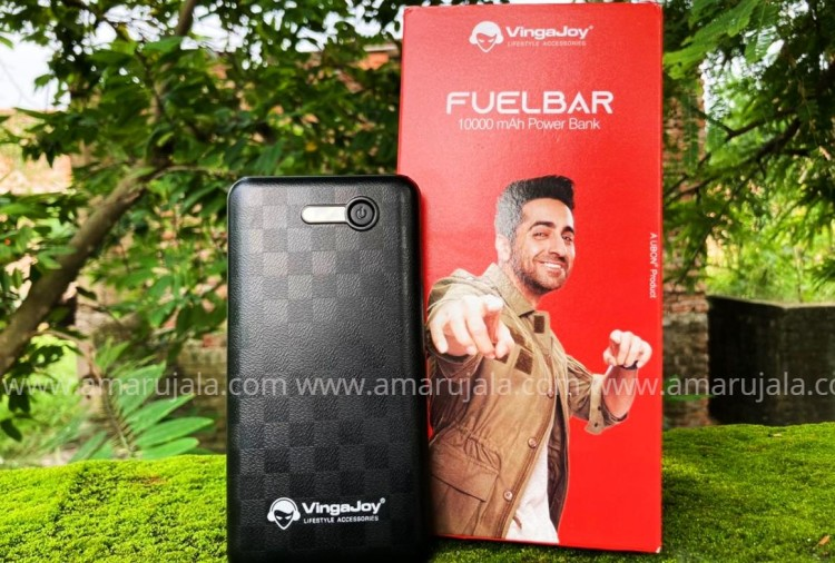 VingaJoy Fuelbar Review