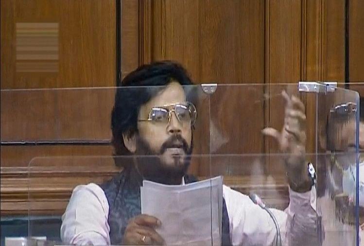 Bollywood Drug Case Rajyasabha Mp Ravi Kishan Request To Save Country S  Youth From Drug - ड्रग मामले को लेकर राज्यसभा सांसद रवि किशन की अपील, बचा  लो देश की जवानी को -