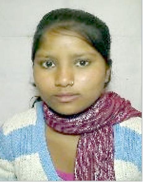 बिजनौर मर्डर::   हल्दौर के मोहल्ला खेड़ा की मृतक प्रेमिका काजल का फाइल फोटो।