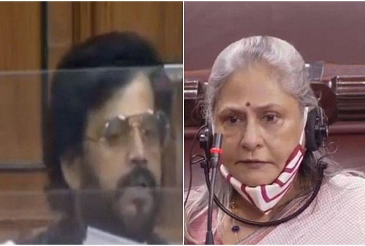 रवि किशन-जया बच्चन